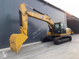 Caterpillar 323D bæltegraver ny
