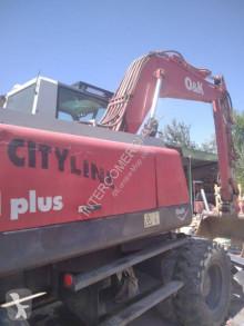 O&K MH CITY MH CITI PLUS pelle sur pneus occasion