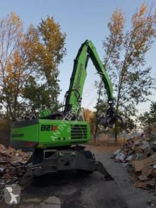 Sennebogen 821 přidržovací lopata použitý