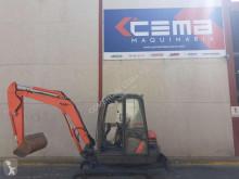 Excavadora Hitachi ZX35 miniexcavadora usada
