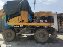 Escavadora Caterpillar 315 M C escavadora de rodas usada