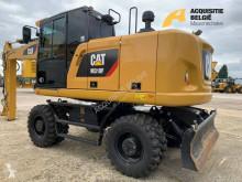 Excavadora Caterpillar M318F excavadora de ruedas usada