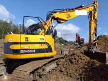 Excavadora JCB jz 140 lc excavadora de cadenas usada