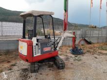 Excavadora Takeuchi TB015 miniexcavadora usada