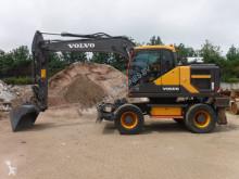 Volvo EW160 kolová lopata použitý