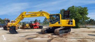 Komatsu PC210LC8 used track excavator