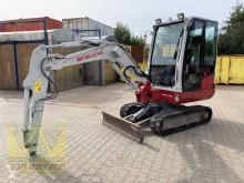 Excavadora Takeuchi TB230 miniexcavadora usada