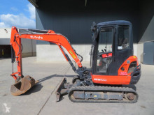 Escavadora mini-escavadora Kubota KX 101-3 A 3