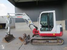 Excavadora Takeuchi TB145 miniexcavadora usada