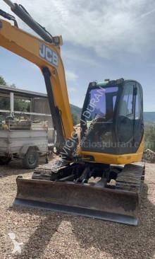 Excavadora JCB 8085 miniexcavadora usada