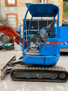 Takeuchi TB128FR Mini Chain Excavator mini pelle occasion