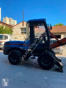 Excavadora Mecalac 12 M TX Wheel excavator excavadora de ruedas usada