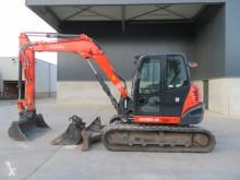 Escavadora mini-escavadora Kubota KX 080-4 A