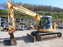 Excavadora Komatsu PC138US-2 excavadora de cadenas usada