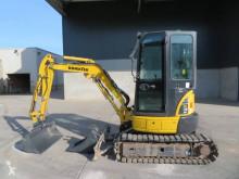 Komatsu PC26MR-3 used mini excavator