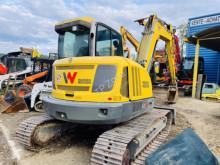 Wacker Neuson ez80 climatisée used track excavator