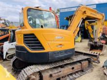 Excavadora Hyundai robex 80cr-9 clim excavadora de cadenas usada