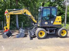 Escavatore gommato Yanmar B75W