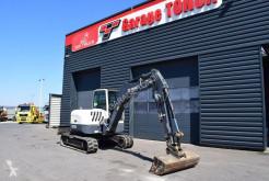 Excavadora Terex TC 75 miniexcavadora usada