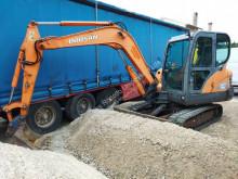Doosan DX55 mini escavatore usato