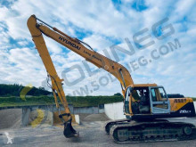Escavadora de grifa manutenção Hyundai 210LC-7