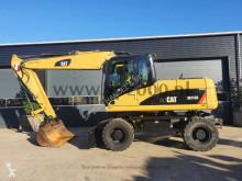 Caterpillar M 316 D used wheel excavator