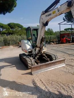 Excavadora Bobcat 341 miniexcavadora usada