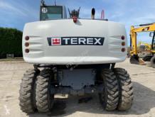 Pelle sur pneus Terex TW160