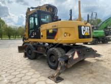Kolová lopata Caterpillar M316D