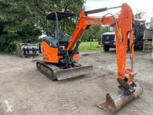 Hitachi ZX 26 U mini escavatore usato