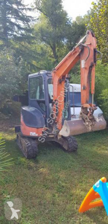Excavadora Hitachi ZX27U-2 miniexcavadora usada