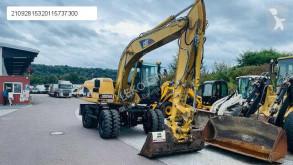 Caterpillar wheel excavator M313C