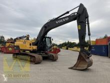 Volvo EC250DL used track excavator