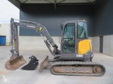 Volvo ECR 50 D used mini excavator