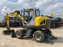 Escavatore gommato Wacker Neuson EW100 (Belgium registration)