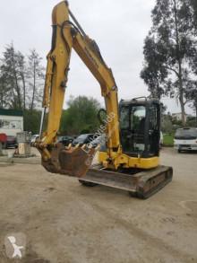 Excavadora miniexcavadora Komatsu PC55MR-3