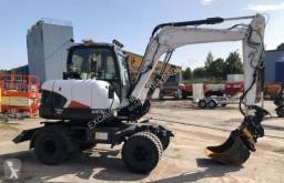 Excavadora Bobcat E57W excavadora de ruedas usada