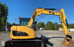 Caterpillar 308D CR used track excavator