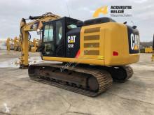 Caterpillar 323EL used track excavator