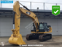 Caterpillar 336D used track excavator