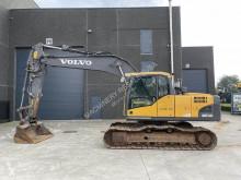 Volvo EC160 CL pásová lopata použitý