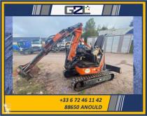 Excavadora Hitachi ZX 33 U-3 CLR *ACCIDENTE*DAMAGED*UNFALL* miniexcavadora accidentada