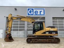 Caterpillar 318 C used track excavator