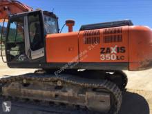 Excavadora Hitachi ZX350LC-3 excavadora de cadenas usada