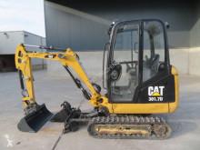 Rýpadlo Caterpillar 301.7 D minirýpadlo ojazdený
