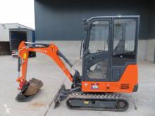 Excavadora Hitachi ZX 19-6 miniexcavadora usada