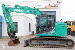 Kobelco SK140 SRLC-5 mit Verstellausleger und Steelwr. Q18 escavatore cingolato usato