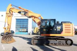 Excavadora Caterpillar 320EL VAH mit Verstellausleger und CE excavadora de cadenas usada