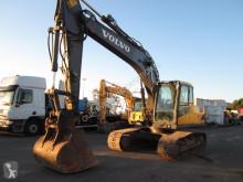 Excavadora Volvo EC180 CL excavadora de cadenas usada