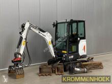 Mini pelle Bobcat E 19 | Hammer | Greifer | 3 x Loffel